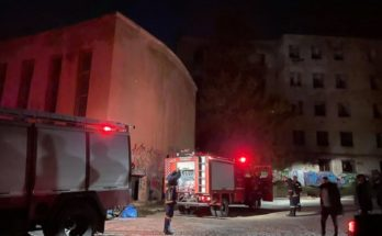 Πεντέλη: Περίεργος δυνατός ήχος και μια λάμψη στον χώρο του Ναυτικού Νοσοκομείου ΝΙΕΝ αναστάτωσε τους περιοίκους