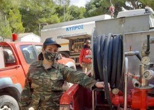 Πεντέλη: Συνεχίζετε με μεγάλη επιτυχία η εκπαίδευση του ΣΣΕΕΦ Α' Λόχος σε πρακτική πυρόσβεσης πολιτικής προστασίας