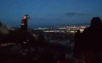 Πεντέλη: Μικρής έκτασης φωτιά στα ραντάρ της Πεντέλης από άγνωστη αιτία