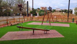 Σπάτα Αρτέμιδα: Ανάπλαση κοινόχρηστου χώρου στην Αρτέμιδα