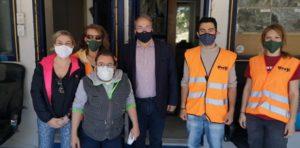 ΣΠΑΥ : Καθαρισμός σήμερα από την Ομάδα του ΣΠΑΥ στο Πανόραμα της Βούλας και μαζί με τον Δήμο Βάρης - Βούλας – Βουλιαγμένης