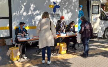 Χαλάνδρι: Δωρεάν rapidtest στην Κεντρική Πλατεία στις 10/4
