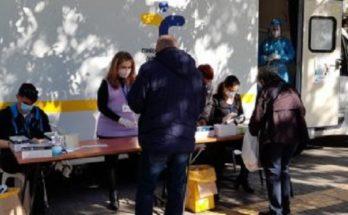 Χαλάνδρι: Στα Rapid test που διενεργήθηκαν το Σάββατο 10/4 στο Δήμο εξετάστηκαν 830 πολίτες και βρέθηκαν 8 βρέθηκαν θετικοί