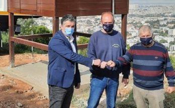 Βριλήσσια: Ενισχύεται η πυρασφάλεια στο Δήμο με το νέο πυροφυλάκιο από τον ΣΠΑΠ