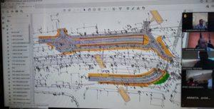 Διόνυσος: Παρουσίαση Προμελέτης της ΕΡΓΟΣΕ για την κατασκευή Υπόγειας Διάβασης στον Άγιο Στέφανο