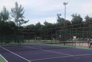 """Διόνυσος: Ένα ακόμη σύγχρονο γήπεδο τένις, στο """"Κόκκινο Χωράφι"""" στη Δροσιά"""