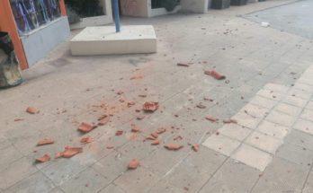 Διόνυσος : Εκτεταμένοι βανδαλισμοί στο Γυμνάσιο της Άνοιξης