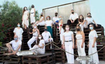 10ο Φεστιβάλ Νέων Καλλιτεχνών στο Θέατρο Τρένο στο Ρουφ