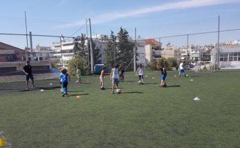 Ηρακλείου Αττικής: Ξεκινούν οι προπονήσεις ποδοσφαίρου στις Ακαδημίες του Δήμου για παιδιά ειδικής αγωγής 10 έως 17 ετών