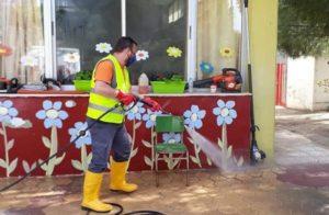 Ηράκλειο Αττικής: Χωρίς προβλήματα έγινε σήμερα η επιστροφή των μαθητών στα σχολεία της πόλης