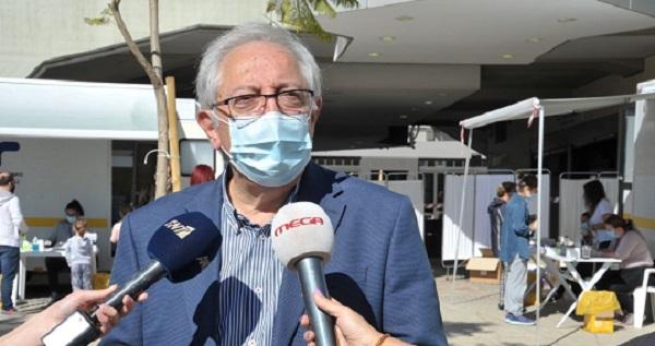 Μαρούσι : Ενημέρωση πολιτών για την πρόσβαση στη διαδικασία των δωρεάν rapidtest