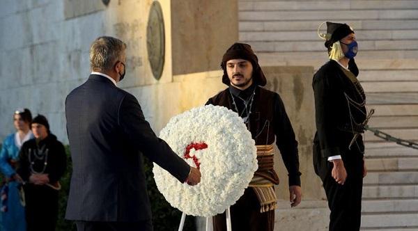 Περιφέρεια Αττικής : Στην Εκδήλωση της Παμποντιακής Ομοσπονδίας Ελλάδος για την επέτειο της Γενοκτονίων των Ελλήνων του Πόντου