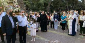 Πεντέλη: Εορτασμός Ι.Ν. Ζωοδόχου Πηγής Μελισσίων