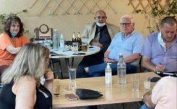 Πεύκη Λυκόβρυση: Η βουλευτής Βορείου τομέα Αθηνών Αναστασία Αλεξοπούλου συναντήθηκε με τους κατοίκους του Ηλιακού Χωριού