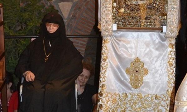 Λυκόβρυση Πεύκη,: Δήλωση Δημάρχου για την απώλεια της Καθηγουμένης της Ι. Μ. Αγίας Ειρήνης Χρυσοβαλάντου Λυκοβρύσεως Γερόντισσας Αρσενίας