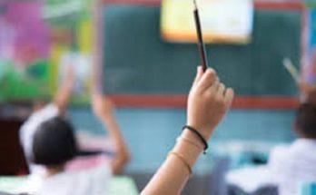 επαναλειτουργία των σχολείων