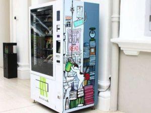 Διεθνή: Αυτόματοι πωλητές βιβλίων  στην Σιγκαπούρη