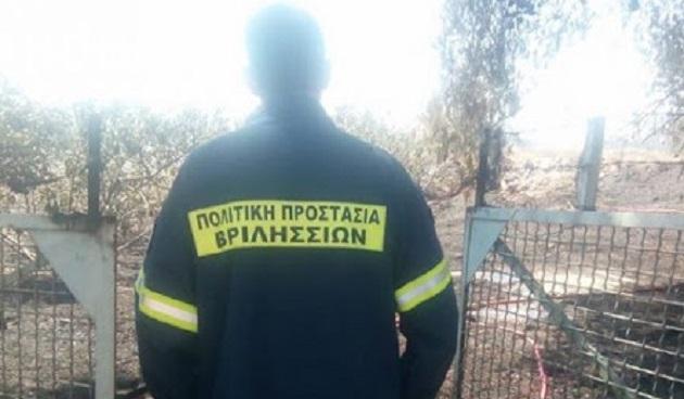 Βριλήσσια: Συνάντηση για την οργάνωση των βαρδιών πυρασφάλειας του Δάσους Θεόκλητου