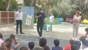 Βριλήσσια: Εκδήλωση βράβευσης των σχολείων για τη σχολική δράση «Ανακυκλώνουμε γιατί μετράει» 2021