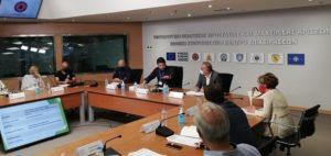 Διόνυσος: Συνάντηση με τον Υφυπουργό Πολιτικής Προστασίας είχε ο Δήμαρχος Διονύσου για την αντιπυρική περίοδο