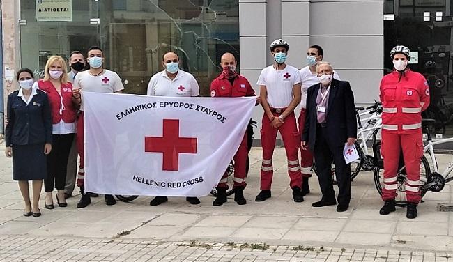 Ελλάδα: «Ελληνικός Ερυθρός Σταυρός» Στις 10 Ιουνίου συμπληρώνει 144 έτη συνεχούς εθελοντικής προσφοράς