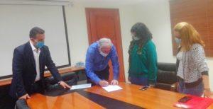 Μαρούσι: Ορκίστηκε από τον Δήμαρχο Αμαρουσίου η νέα Δημοτική Σύμβουλος της ελάσσονος μειοψηφίας Αφροδίτη Φράγκου