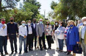Μαρούσι: Παραδόθηκε σήμερα στους Πολίτες ανακαινισμένη πλατεία Ηρώων