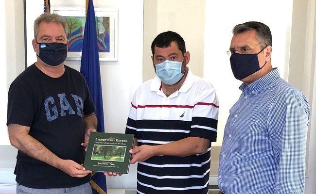 Λυκόβρυση Πεύκη: Αντιπροσωπεία του ΑΟ Λυκόβρυσης υποδέχθηκε ο Δήμαρχος