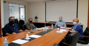 Μαρούσι: Συνάντηση του Δήμαρχου Αμαρουσίου με τους Αθλητικούς Ομίλους της πόλης «ΟΔΥΣΣΕΑ» και «ΠΑΡΑΔΕΙΣΟΥ»