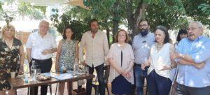 Μαρούσι: Παρουσία του Δημάρχου Αμαρουσίου Θ. Αμπατζόγλου η συνάντηση της Επιτροπής Ισότητας των Φύλων με τους συλλόγους του Αμαρουσίου