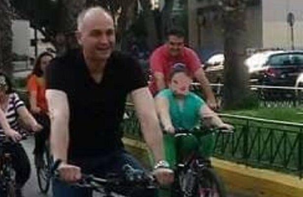 Μεταμόρφωση: Το μήνυμα του Δήμαρχου Στράτου Σαραούδα για την Παγκόσμια Ημέρα Ποδηλάτου