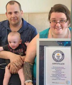 Το πιο πρόωρο μωρό στον κόσμο - Γεννήθηκε μόλις 450 γρ