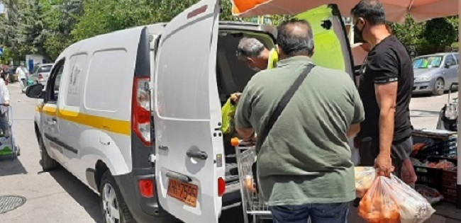 Παπάγου Χολαργός: Δράση συγκέντρωσης οπωροκηπευτικών για το Κοινωνικό Παντοπωλείο του Δήμου