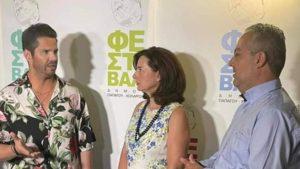 Παπάγου Χολαργός: Δημοτικό Κηποθέατρο Παπάγου ιδανική πρεμιέρα χθες το βράδυ για το 27ο Φεστιβάλ
