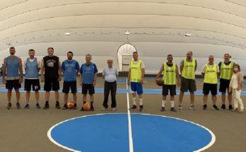 Παπάγου Χολαργός: Σε λειτουργία από 7/6 τα εντυπωσιακά γήπεδα μπάσκετ στο Αθλητικό Κέντρο Χολαργού