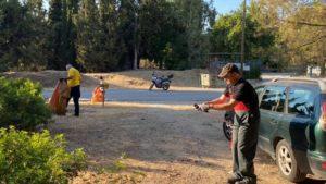 Παπάγου Χολαργός: «Save your Hood» Δράση καθαρισμού στους πρόποδες του Υμηττού