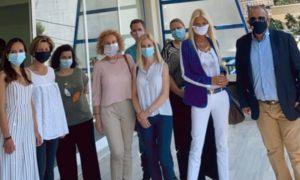Ελλάδα: Συνεχίζεται στον Δήμο Ελευσίνας η εκστρατεία του Δικτύου SDG 17 Greece για τη στήριξη της κακοποιημένης γυναίκας