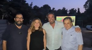 Μαρούσι: Συνεχίζονται με επιτυχία οι βραδιές σινεμά του Καλοκαιρινού Πολιτιστικού Προγράμματος της Διεύθυνσης Αθλητισμού και Πολιτισμού του Δήμου Αμαρουσίου