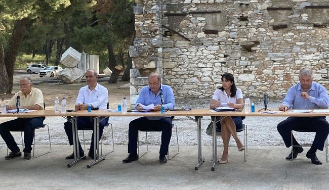 Κοινό Δελτίο Τύπου Δήμων Διονύσου-Πεντέλης-Κηφισιάς και ΣΠΑΠ «Να καταργηθούν οι Λατομικές Ζώνες»
