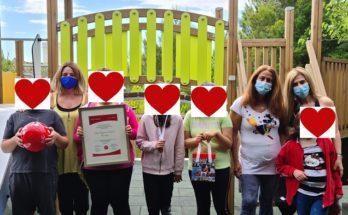 Πεντέλη: Το Ειδικό Δημοτικό Σχολείο Πεντέλης βραβεύτηκε για τη συμμετοχή του σε αγώνες