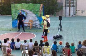 Πεντέλη: Παιδική παράσταση «Οι Φύλακες της Φύσης» στο δημοτικό σχολείο της Νέας Πεντέλης