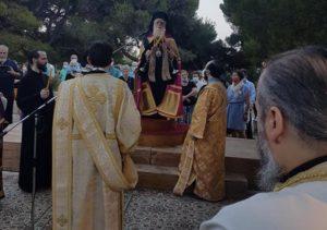 Πεντέλη: Ο εορτασμός της Αγίας Τριάδος στην Δ.Κ Πεντέλης