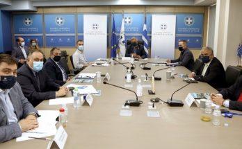 Περιφέρεια Αττικής: Συνάντηση και διαβούλευση του Περιφερειάρχη με τους Προέδρους Επαγγελματικών Επιμελητηρίων Αθηνών και Πειραιά