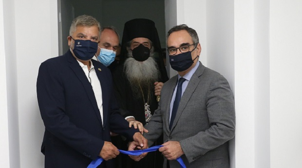 Περιφέρεια Αττικής : Σήμερα εγκαινιάστηκε ο νέος μηχανολογικός εξοπλισμός στο Νοσοκομείο Μεταξά
