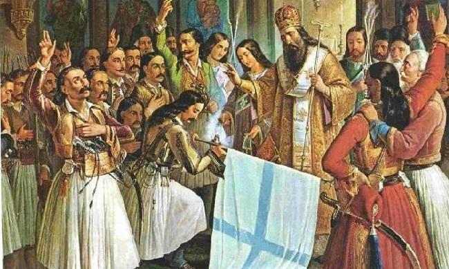 Λυκόβρυση Πεύκη: Τιμή στους ήρωες του 1821 από τους μαθητές και τους εκπαιδευτικούς του 1ου και του 3ου Νηπιαγωγείου Λυκόβρυσης