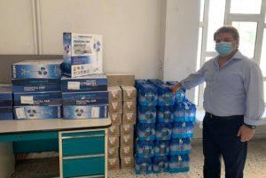 Λυκόβρυση Πεύκη : Στα εξεταστικά κέντρα των Πανελλαδικών ο Δήμαρχος