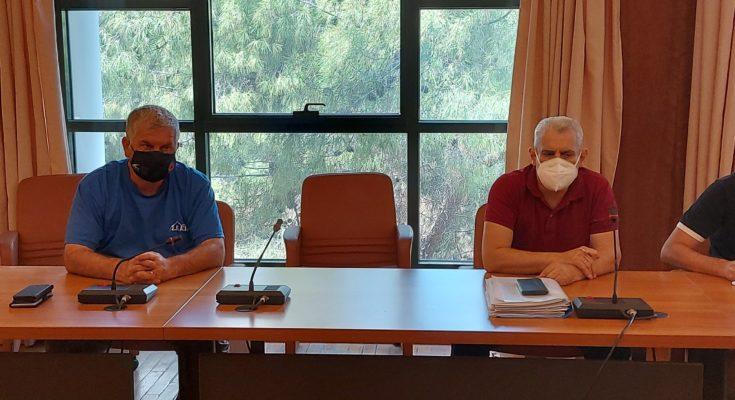 Λυκόβρυση Πεύκη : Συνεδρίασε το Συντονιστικό Τοπικό Όργανο Πολιτικής Προστασίας εν όψει της αντιπυρικής περιόδου