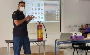 Η προσπάθεια για την ενίσχυση της πυροπροαστασίας στον Δήμο Λυκόβρυσης- Πεύκης είναι διαρκής.