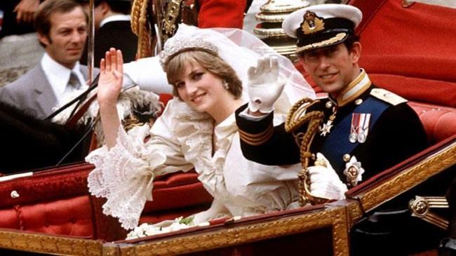 « Απίστευτο» Σε δημοπρασία κομμάτι της τούρτας γάμου της πριγκίπισσας Νταϊάνα με τον Κάρολο 40 χρόνια μετά