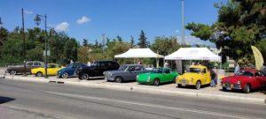 Διόνυσος: Επιτυχημένη η εκδήλωση του Δήμου για την οδική ασφάλεια και έκθεση περιήγηση εντυπωσιακών παλαιών οχημάτων